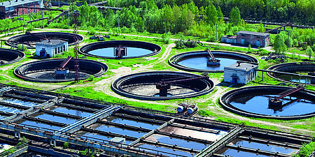 WESSLING water industry