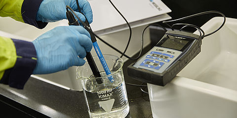 WESSLING water tests